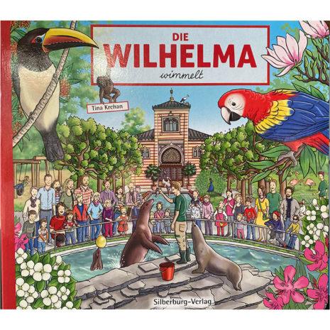 Die Wilhelma - WimmelBuch