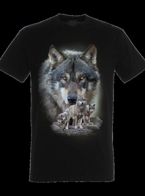 TM0096 - Wolf Scene