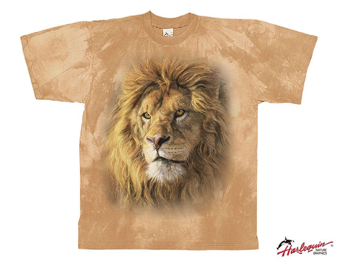 ALI04 Portrait of a Lion_Deerskin (1)