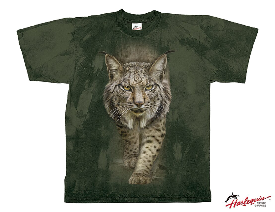 ALY07 Lone Lynx_Khaki Green