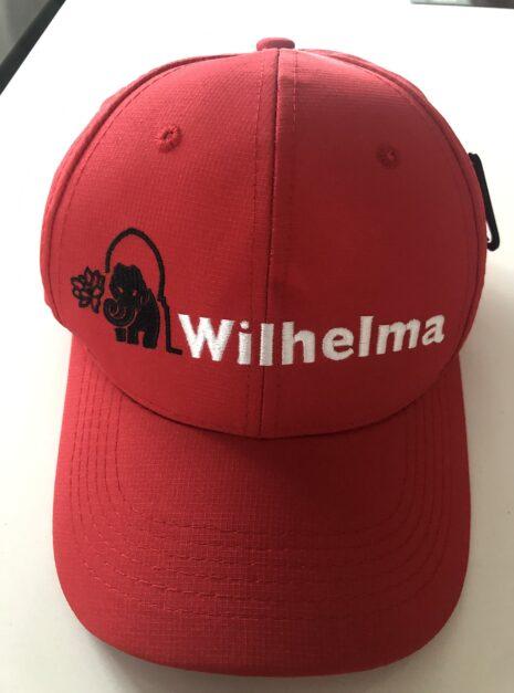 Wilhelma Base Cap rot