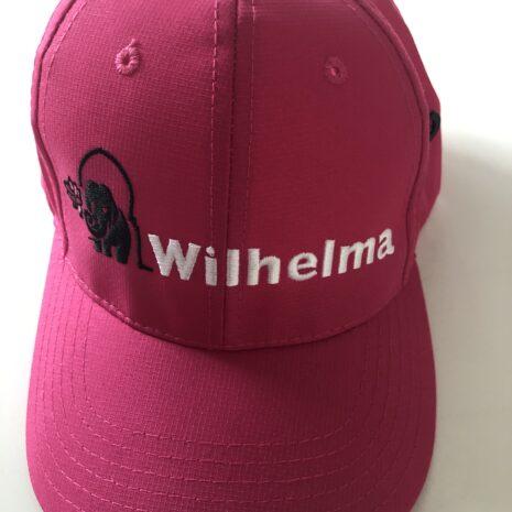 Wilhelma Base Cap pink