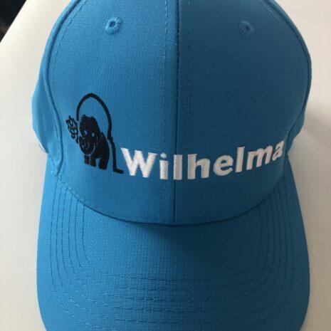 Wilhelma Base Cap hellblau