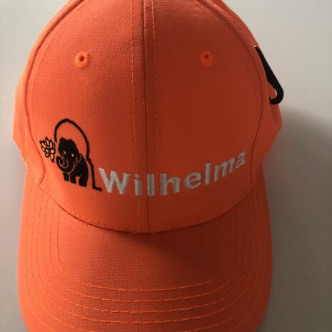 Wilhelma Base Cap orange