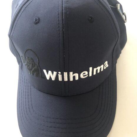 Wilhelma Base Cap blau