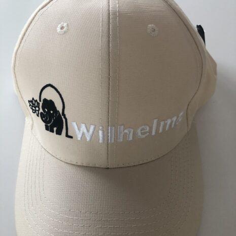 Wilhelma Base Cap beige